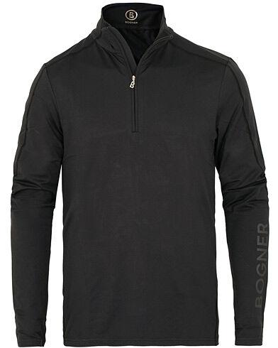 Bogner Harrison Tech Half Zip Sweater Black