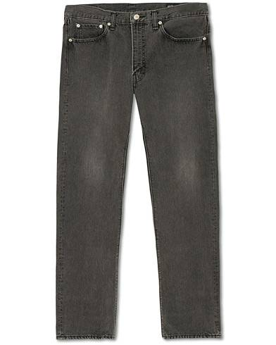 orSlow Tapered Fit 107 Jeans Black Denim Stone