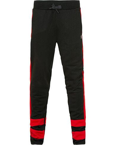 Tommy Hilfiger Lewis Hamilton Logo Track Pant Jet Black