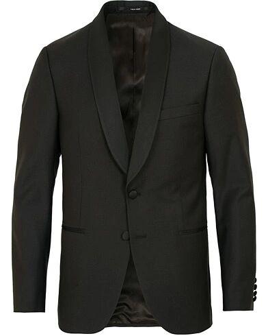 Tiger of Sweden Jinatra Tuxedo Blazer Black