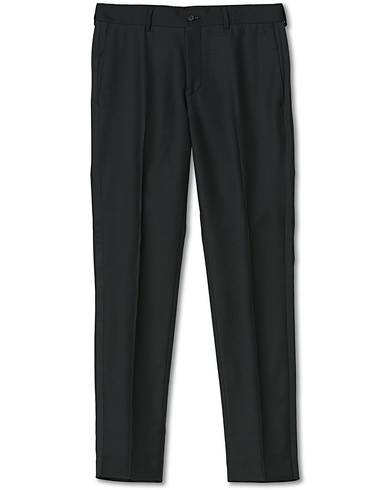 Tiger of Sweden Terriss Tuxedo Trousers Black
