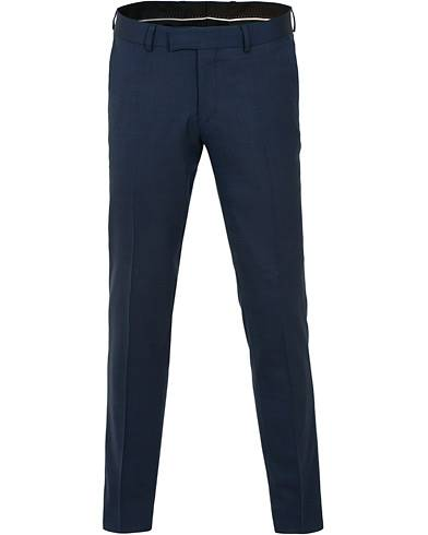 Tiger of Sweden Gordon Wool Stretch Trousers Country Blue