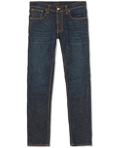 Nudie Jeans Tilted Tor Organic Jeans Dark Scarpnings