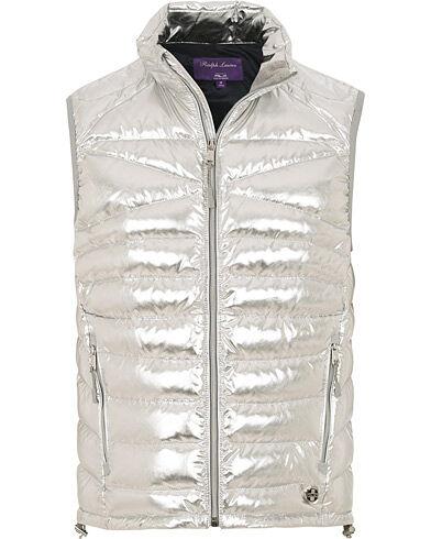 Ralph Lauren Global Explorer Vest Sterling Silver