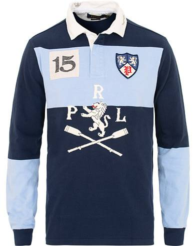 Ralph Lauren Crest Rugby Newport Navy/Austin Blue