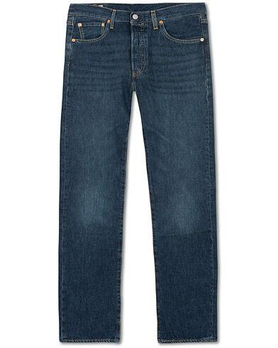 Levis 501 Original Fit Stretch Jeans Sponge St