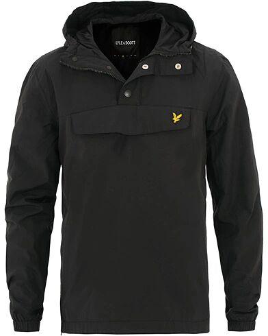 Lyle & Scott Pullover Anorak Jacket True Black
