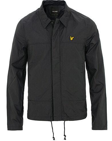 Lyle & Scott Coach Shirt Jacket Dark Navy