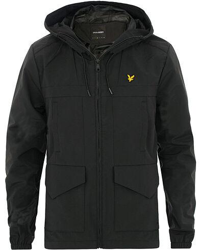 Lyle & Scott Shell Jacket True Black