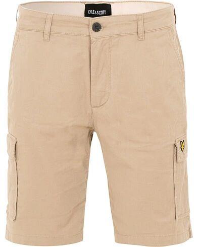 Lyle & Scott Cargo Shorts Stone