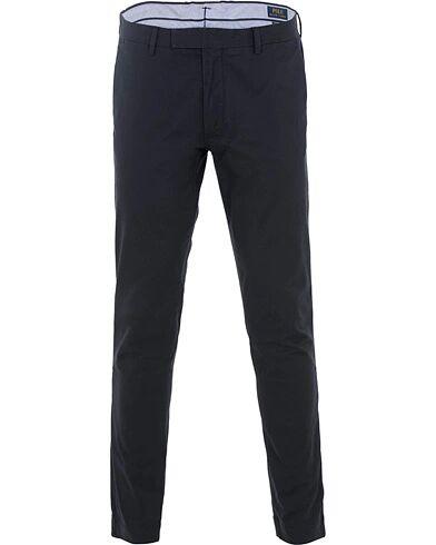 Image of Ralph Lauren Tailored Slim Fit Chinos Aviator Navy