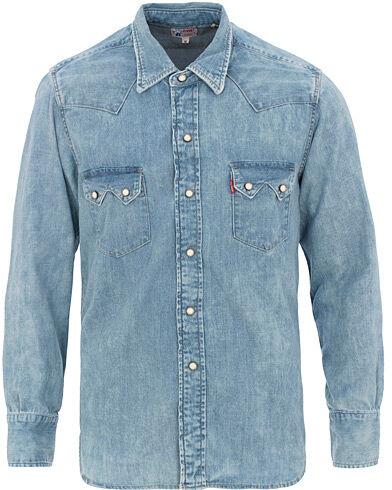 Levis Vintage Clothing 1955 Sawtooth Denim Shirt Volstock