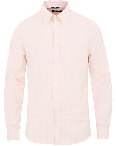 J.Lindeberg Daniel Stretch Oxford Shirt Summer Beige