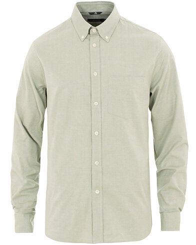 J.Lindeberg Daniel Stretch Oxford Shirt Ivy Green