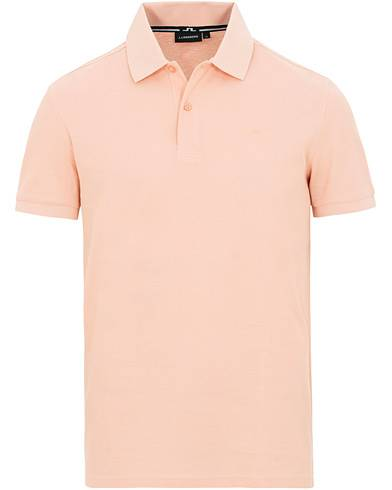 J.Lindeberg Troy Clean Polo Summer Beige