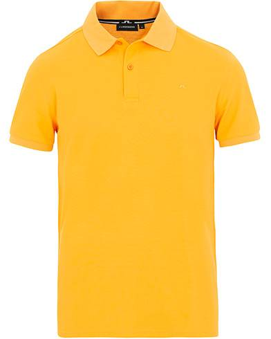 J.Lindeberg Troy Clean Polo Cool Peach