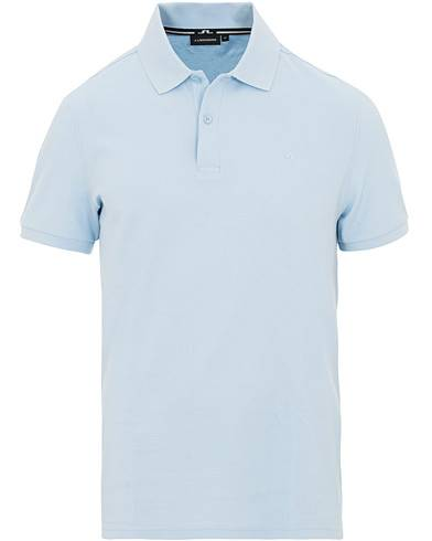 J.Lindeberg Troy Clean Polo Ice Flow