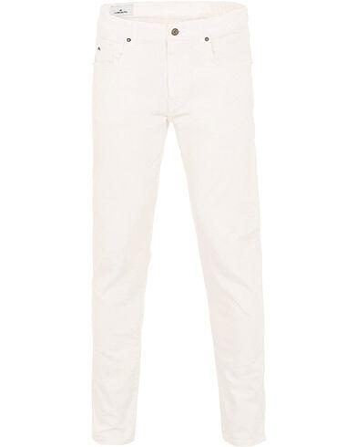 J.Lindeberg Jay Solid Stretch 5-Pocket Pants Cloud Dancer