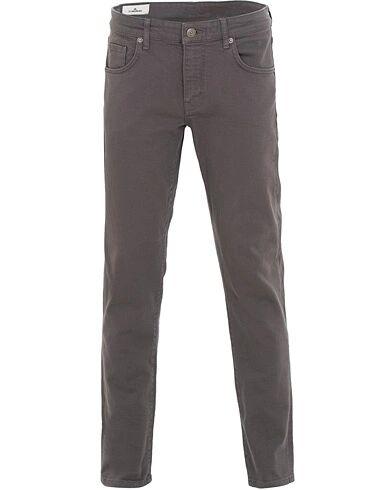J.Lindeberg Jay Solid Stretch 5-Pocket Pants Dark Grey