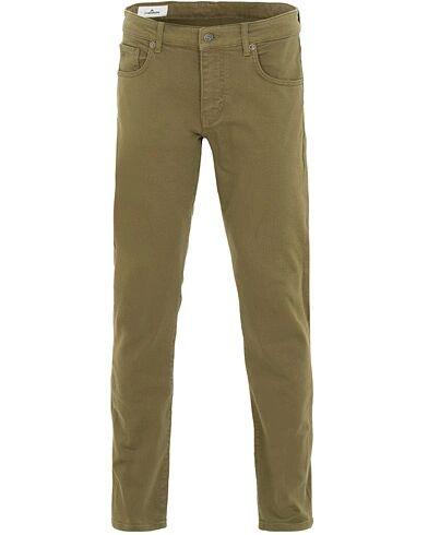 J.Lindeberg Jay Solid Stretch 5-Pocket Pants Ivy Green