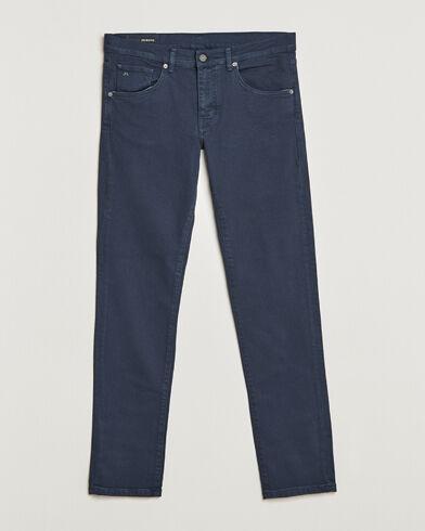 J.Lindeberg Jay Solid Stretch 5-Pocket Pants Navy