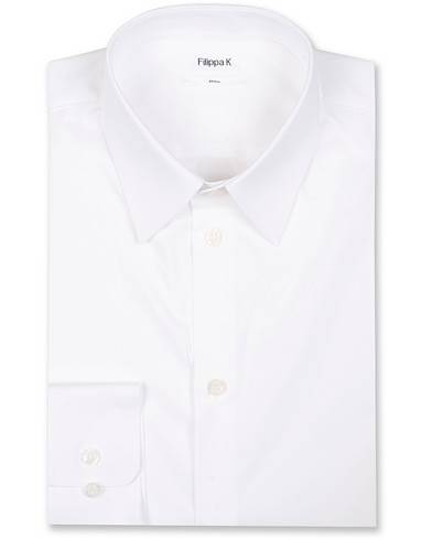 Filippa K James Stretch Shirt White