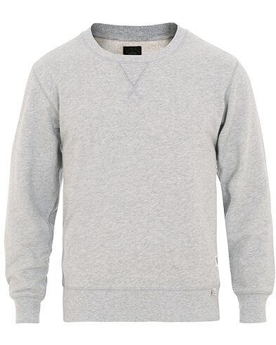 Tiger of Sweden Jeans Lexxus Crew Neck Sweatshirt Grey Melange
