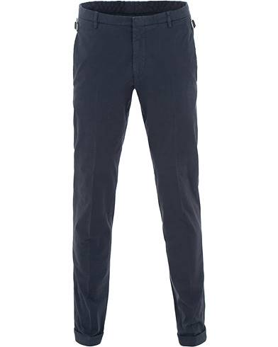 Tiger of Sweden Tretton Adjusters Cotton Trousers Blue