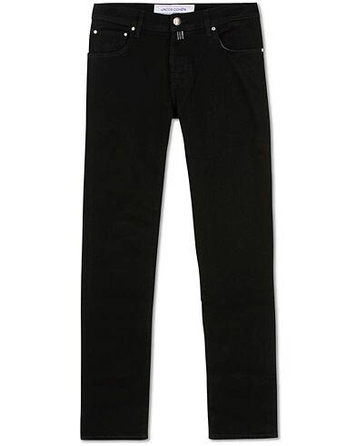 Jacob Cohën 622 Slim Fit Jeans Black