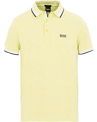BOSS Athleisure Paddy Polo Yellow