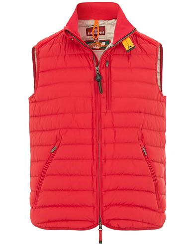 Parajumpers Perfect Super Lightweight Vest Red