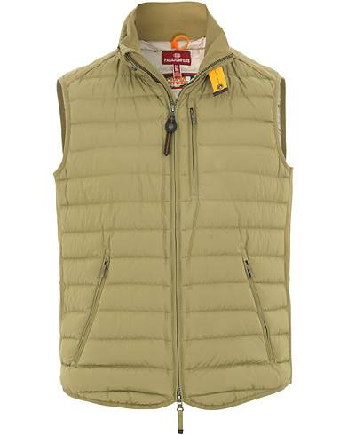Parajumpers Perfect Super Lightweight Vest Capers Green
