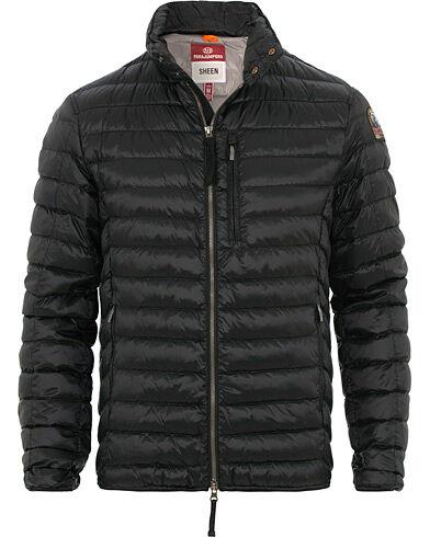 Parajumpers Bredford Sheen Lightweight High Gloss Jacket Black