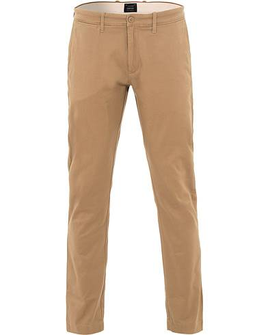 J.Crew 484 Slim Fit Stretch Cotton Twill Chinos River Brown