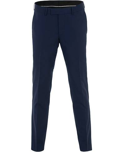 Tiger of Sweden Gordon Wool Stretch Trousers Blue