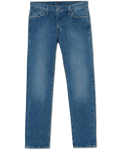 Levis 511 Slim Fit Stretch Diego Jeans Mid Blue