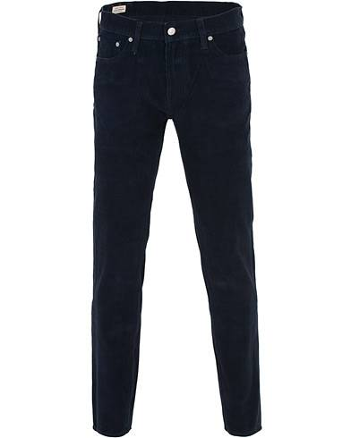 Levis 511 Slim Fit Stretch Corduroy Trousers Nightwatch