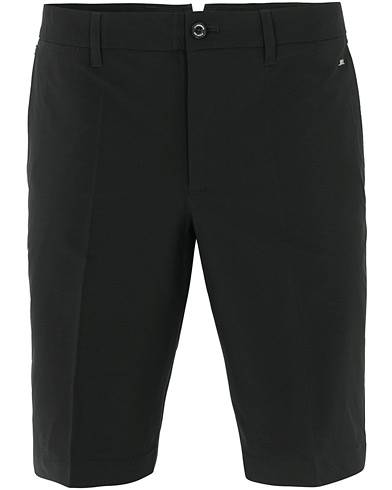 J.Lindeberg Eloy Tapered Micro Stretch Shorts Black