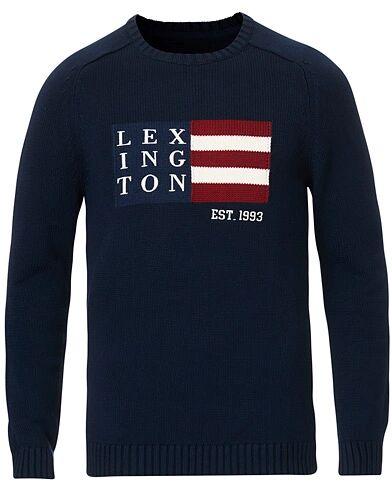Lexington Dylan Sweater Dark Blue
