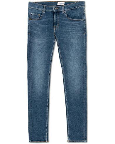 Tiger of Sweden Jeans Slim Super Stretch Jeans Mid Blue