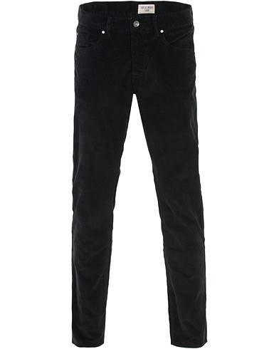 Tiger of Sweden Jeans Rex Corduroy Trousers Black