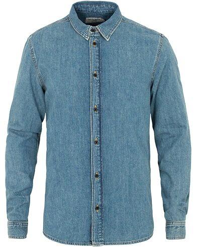 Tiger of Sweden Jeans Pure Denim Shirt Medium Blue