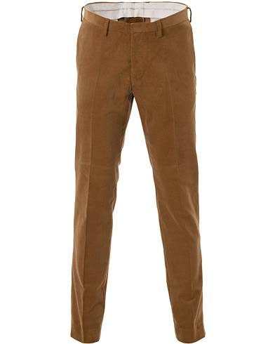 Tiger of Sweden Todd Corduroy Trousers Dark Sand