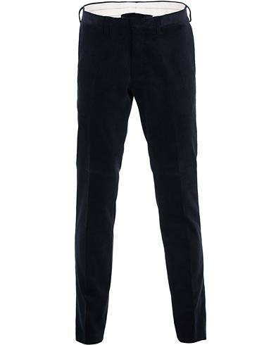 Tiger of Sweden Todd Corduroy Trousers Navy