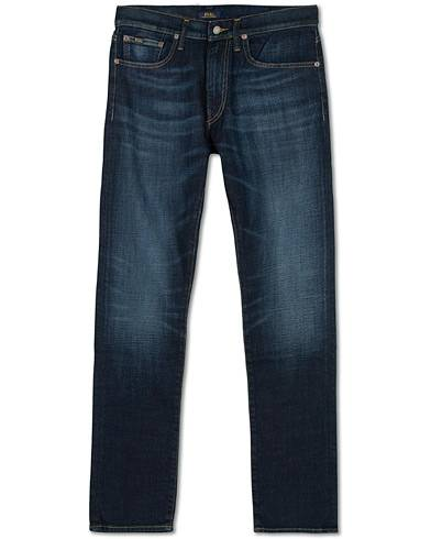 Ralph Lauren Sullivan Slim Fit Murphy Stretch Jeans Mid Blue