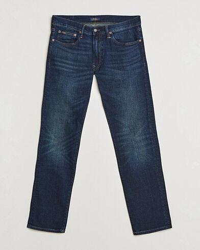 Image of Ralph Lauren Sullivan Slim Fit Murphy Stretch Jeans Mid Blue