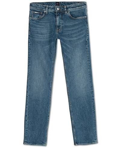 BOSS Maine Stretch Candiani Jeans Light Blue