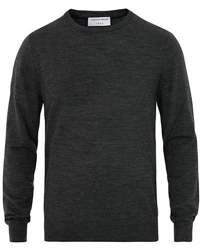 Tiger of Sweden Nichols Crew Neck Pullover Grey