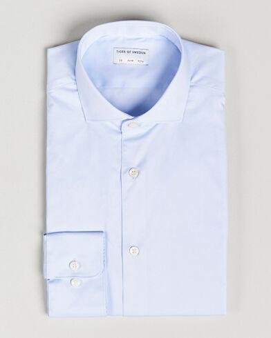 Tiger of Sweden Farell 5 Stretch Shirt Light Blue