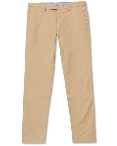 Image of Ralph Lauren Tailord Slim Fit Hudson Chino Classic Khaki